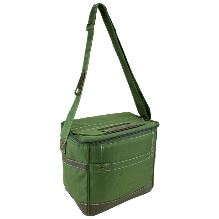 Green Urban Utility Cooler Tote