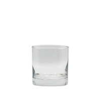Clear Classic Whiskey Glass Thumb