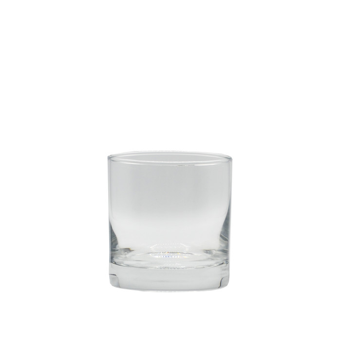 Clear Classic Whiskey Glass