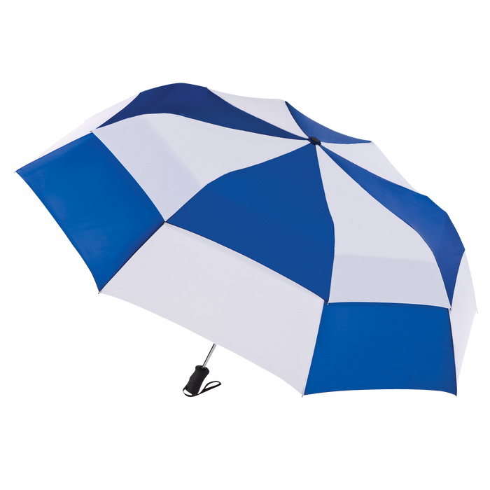 Royal/White Regulus totes® Umbrella