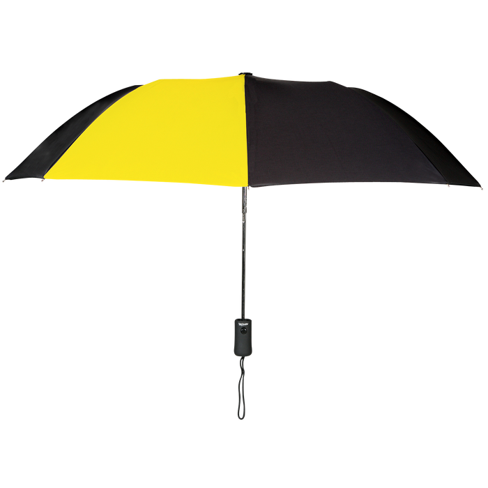 Black/Gold Polaris Umbrella