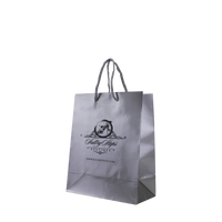 Small Glossy Shopper Bag Thumb