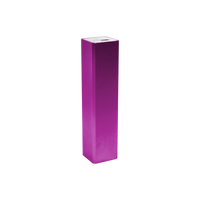 Purple Mini Power Bank Thumb