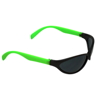 Neon Green Value Sport Sunglasses Thumb
