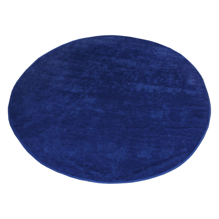 Royal Classic Color Round Beach Towel