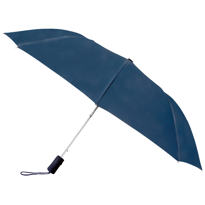 Navy Blue Atlas Umbrella