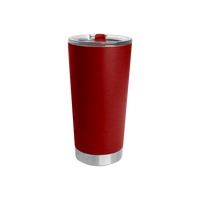 Red Small Stainless Steel Insulated Tumbler Thumb