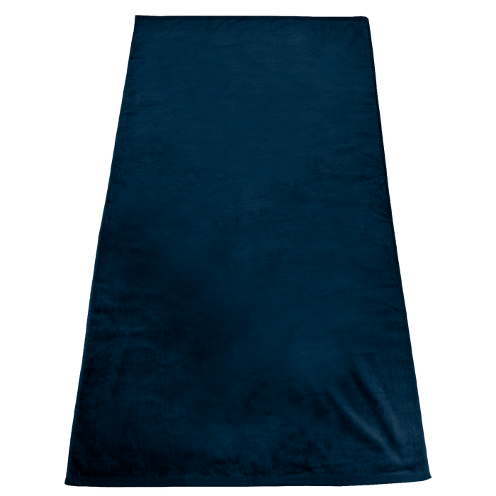 Navy Gypsea Color Beach Towel