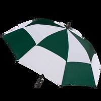 Hunter/White Hydra totes® Umbrella Thumb