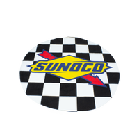 Full Color Round Rally Towel Thumb