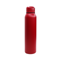 Matte Red Vacuum Insulated Thermos Thumb