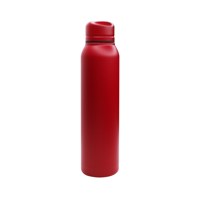 Matte Red Vacuum Insulated Thermos