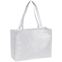 White Convention Tote Thumb
