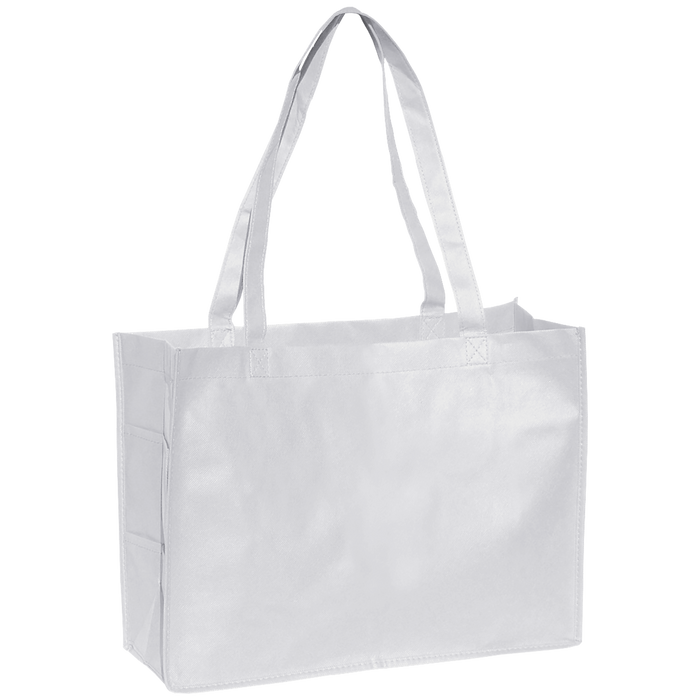 White Convention Tote