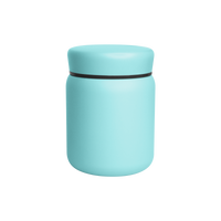 Matte Mint Stainless Steel Insulated Food Canister Thumb