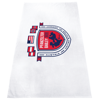 white beach towels,  embroidered beach towels,  imprinted beach towels,