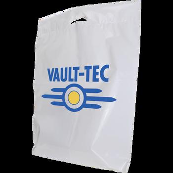 Large Eco-Friendly Die Cut Plastic Bags