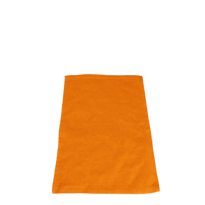 Orange Value Line Color Rally Towel