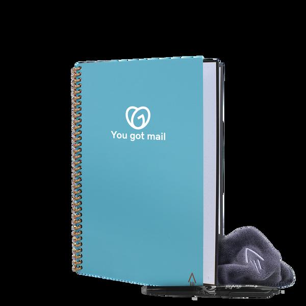 executive sized notebooks,  rocketbook core notebooks,