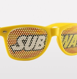 Use Sunglasses to Brand Your Business