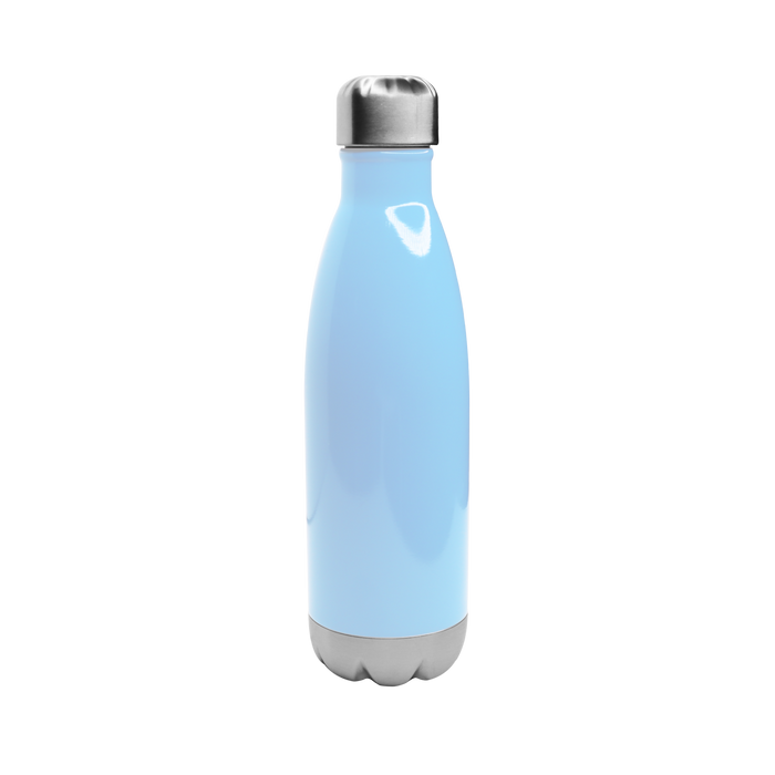 Carolina Blue Vacuum Insulated Thermal Bottle