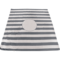 Grey Mainland Beach Blanket Bag Thumb