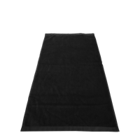 Black Flex Color Fitness Towel Thumb