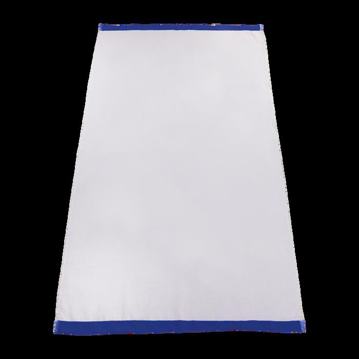 Royal Colored Edge Beach Towel