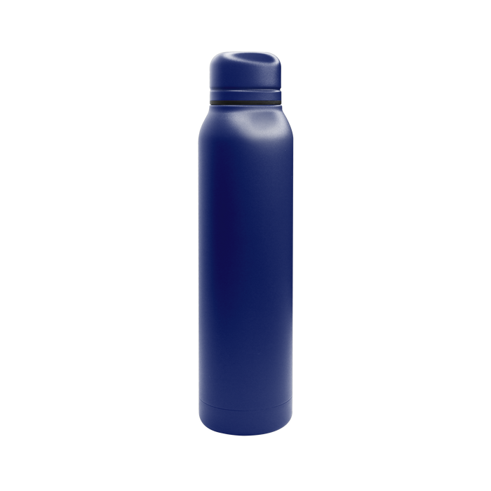 Matte Navy Vacuum Insulated Thermos