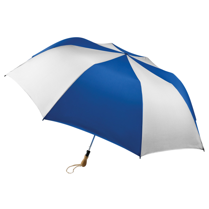 Royal/White Leo Umbrella