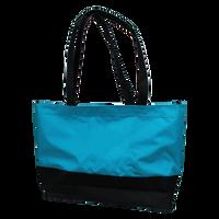 Turquoise Promenade Beach Bag Thumb