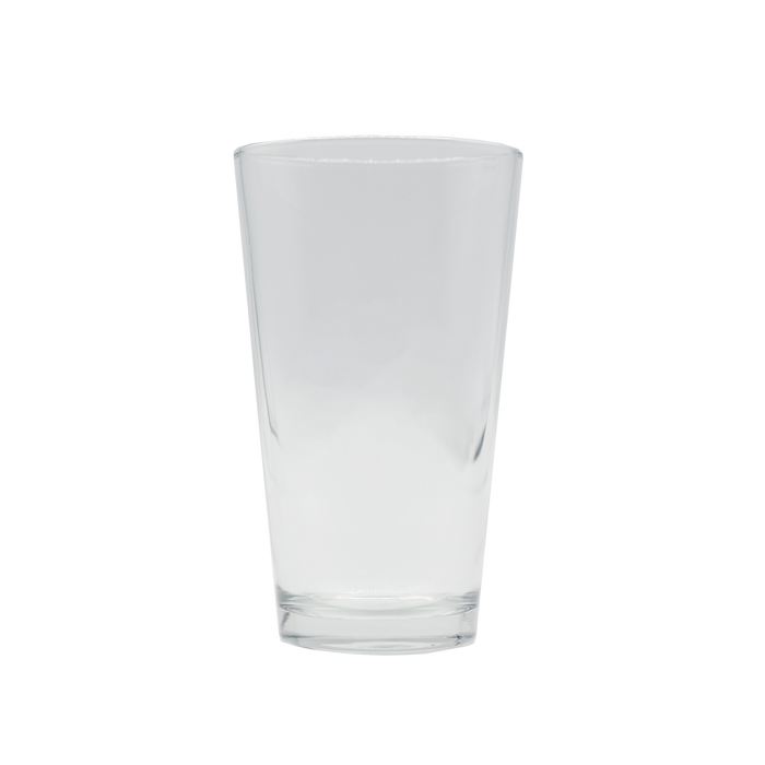 Clear Classic Pint Glass