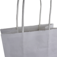 1 Bottle White Paper Bag Thumb