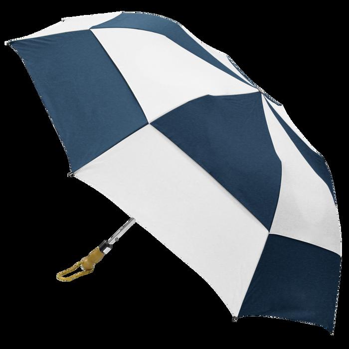 Navy/White Archer Umbrella
