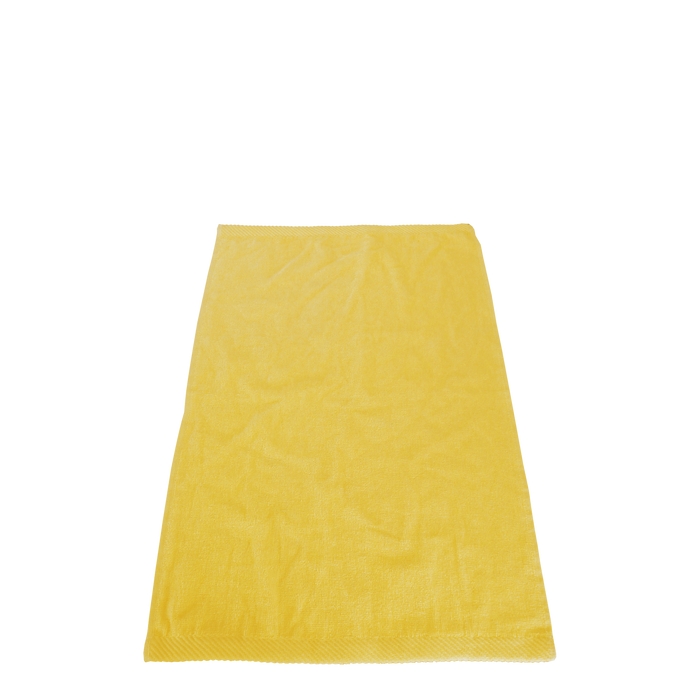 Yellow Champion Color Fitness Towel