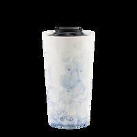 Blue Marble Ceramic Tumbler Thumb