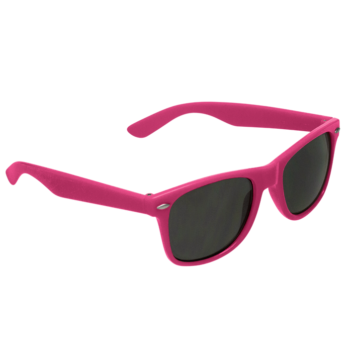 Pink Classic Color Sunglasses