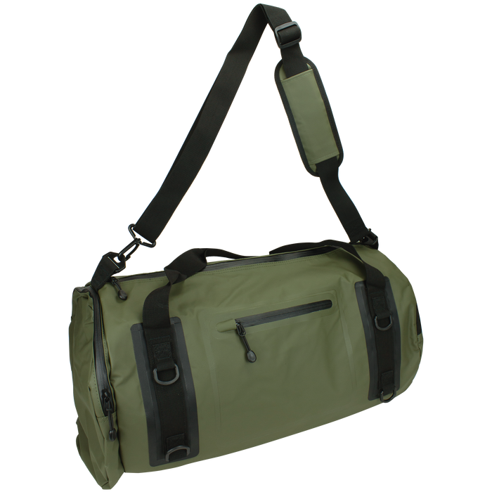 Olive Green The Adventure Duffel Drybag