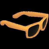 Frost/Orange Lucia Sunglasses Thumb
