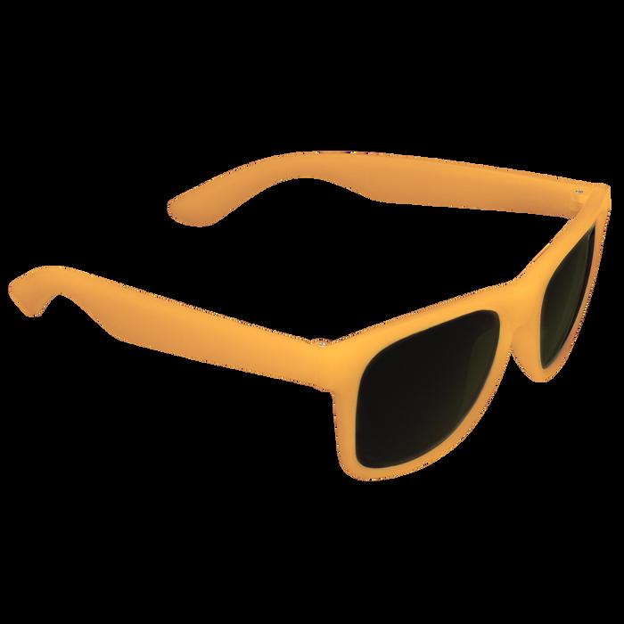 Frost/Orange Lucia Sunglasses