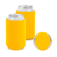 Golden Rod Premium Collapsible Neoprene Koozie Thumb