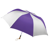 Purple/White Leo Umbrella Thumb