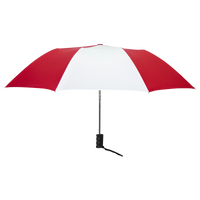 Red/White Budget Umbrella Thumb