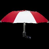 Red/White Budget Umbrella Thumb