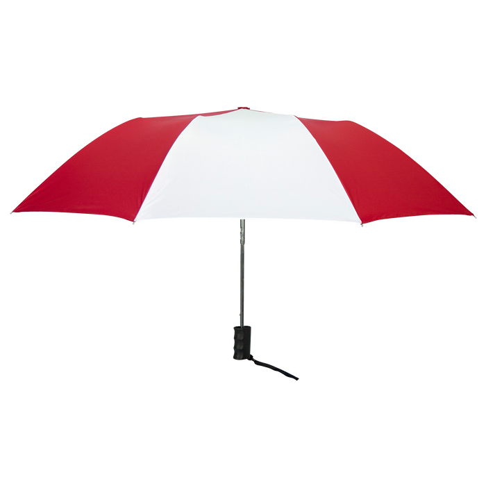 Red/White Budget Umbrella