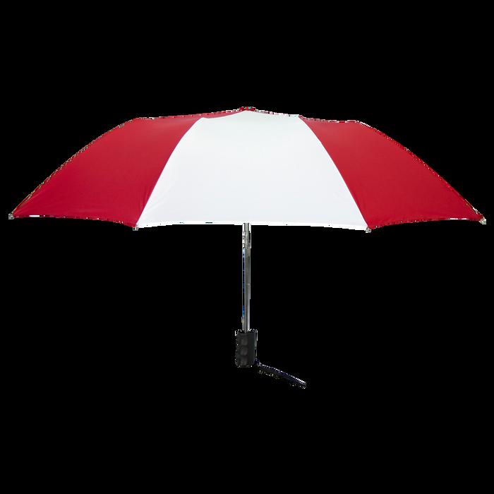 Red/White Budget Umbrella