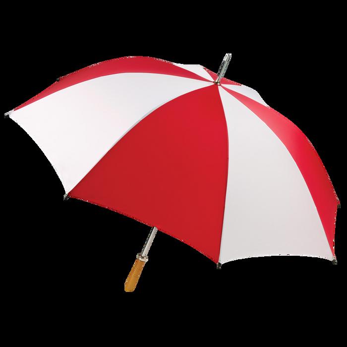 Red/White Jupiter Umbrella