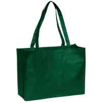 Hunter Green Convention Tote Thumb