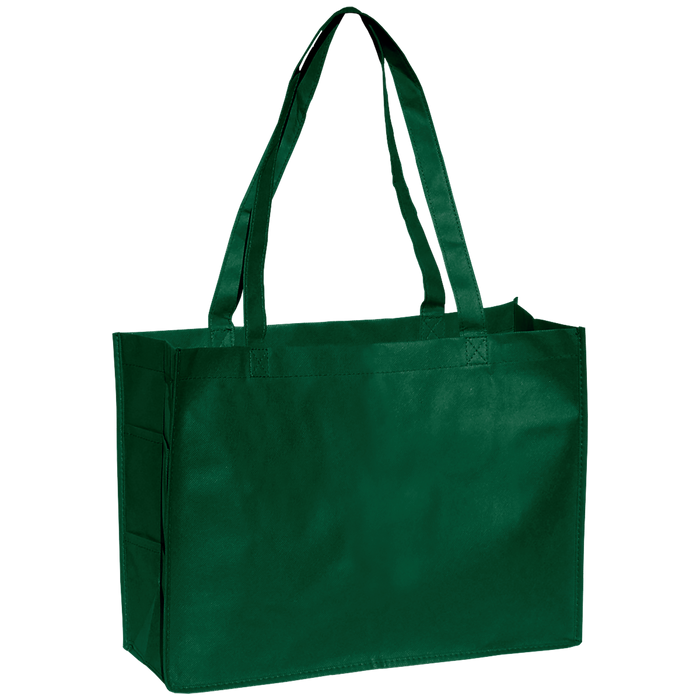 Hunter Green Convention Tote
