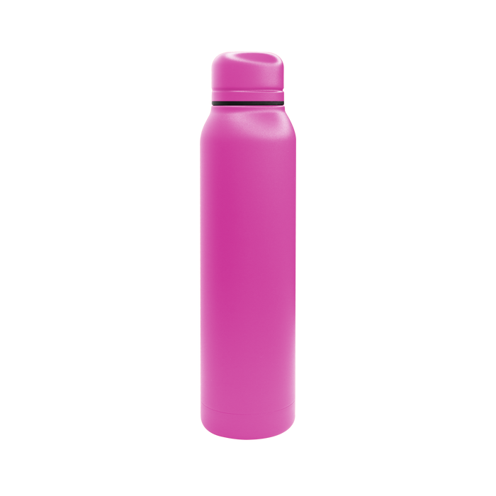 Matte Bubblegum Vacuum Insulated Thermos